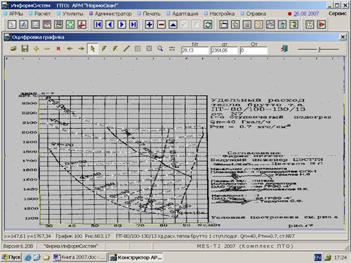 Программу для оцифровки графиков